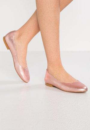 Klassischer  Ballerina - rose gold