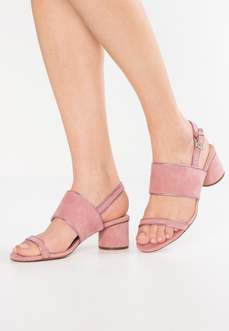 mint&berry - Sandales - rose