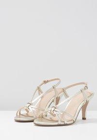 mint&berry - Sandals - gold - 4