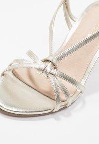mint&berry - Sandals - gold - 2
