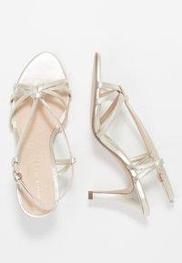 mint&berry - Sandals - gold - 3