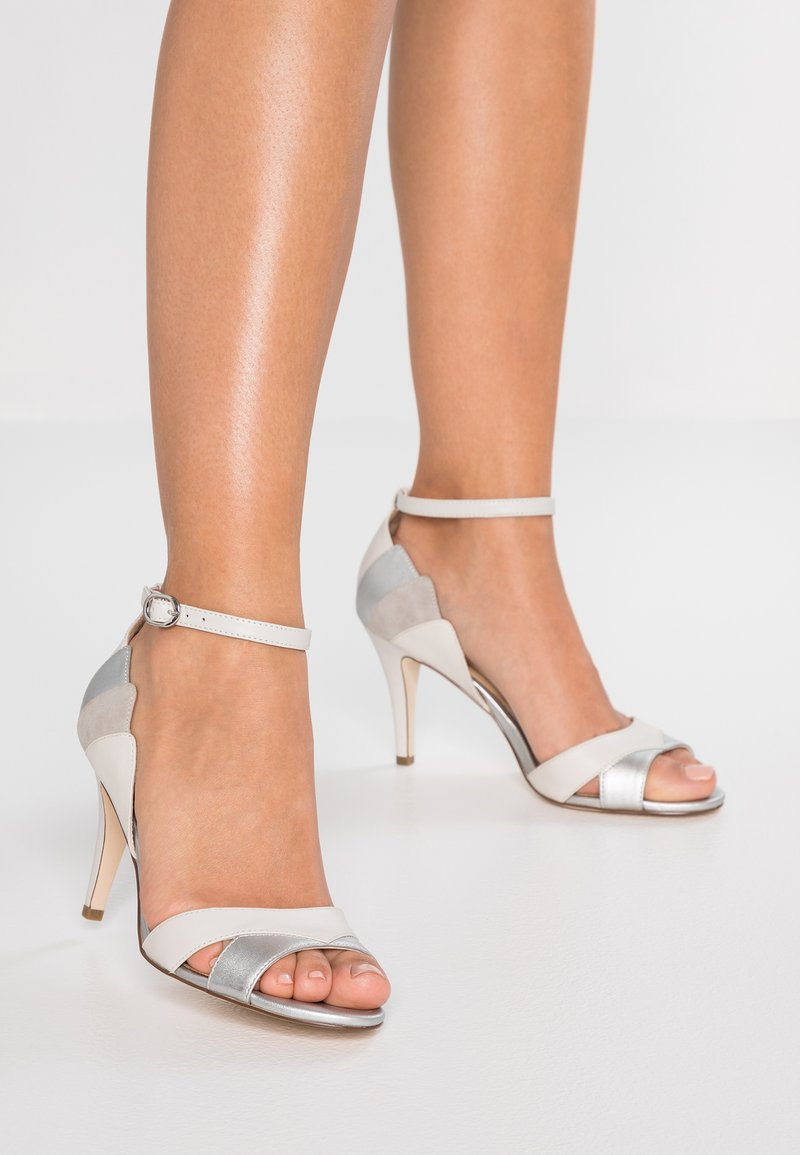 mint&berry - High heeled sandals - white
