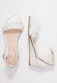 mint&berry - Wedge sandals - white - 3