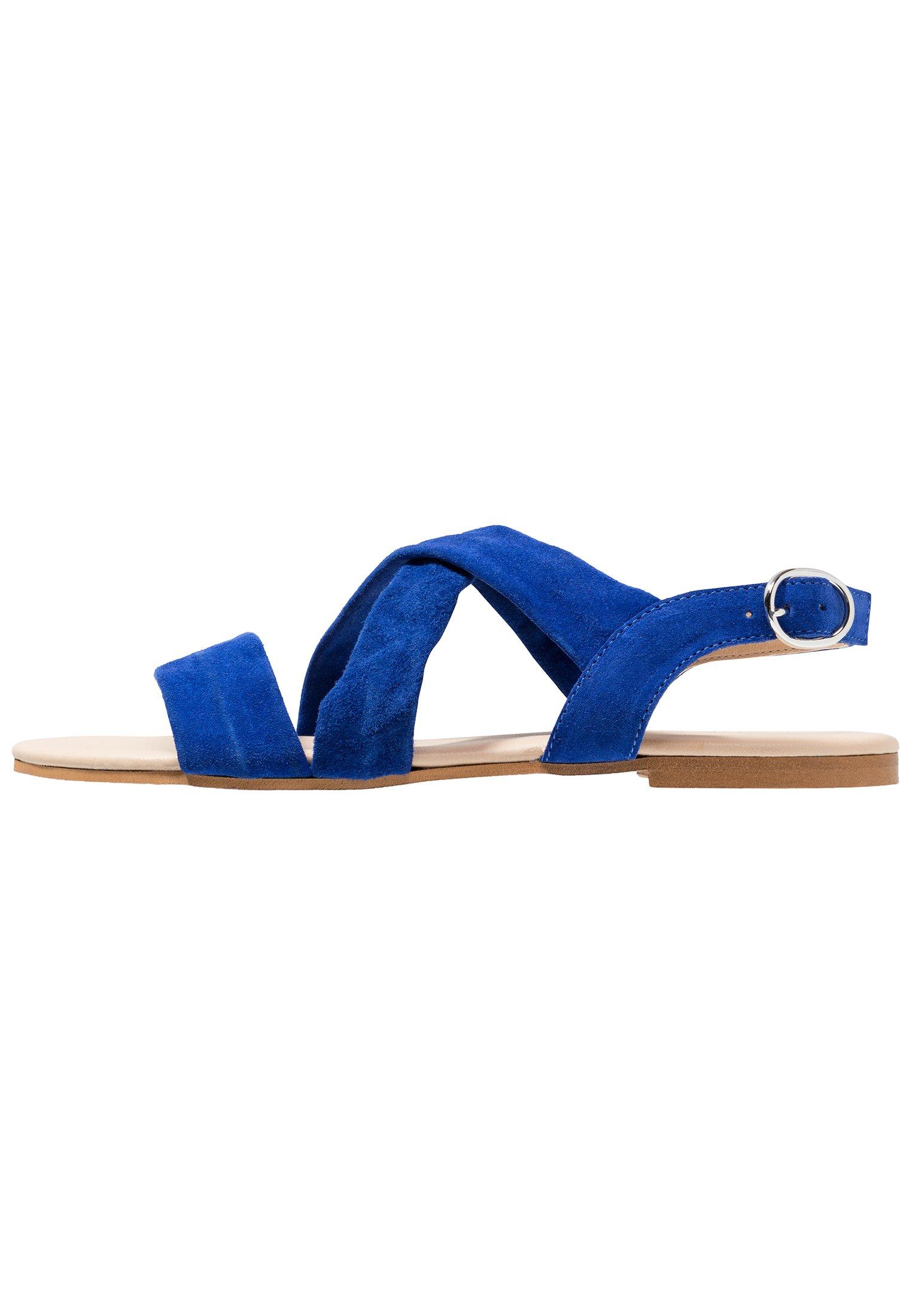 mint&berry Klapki blue