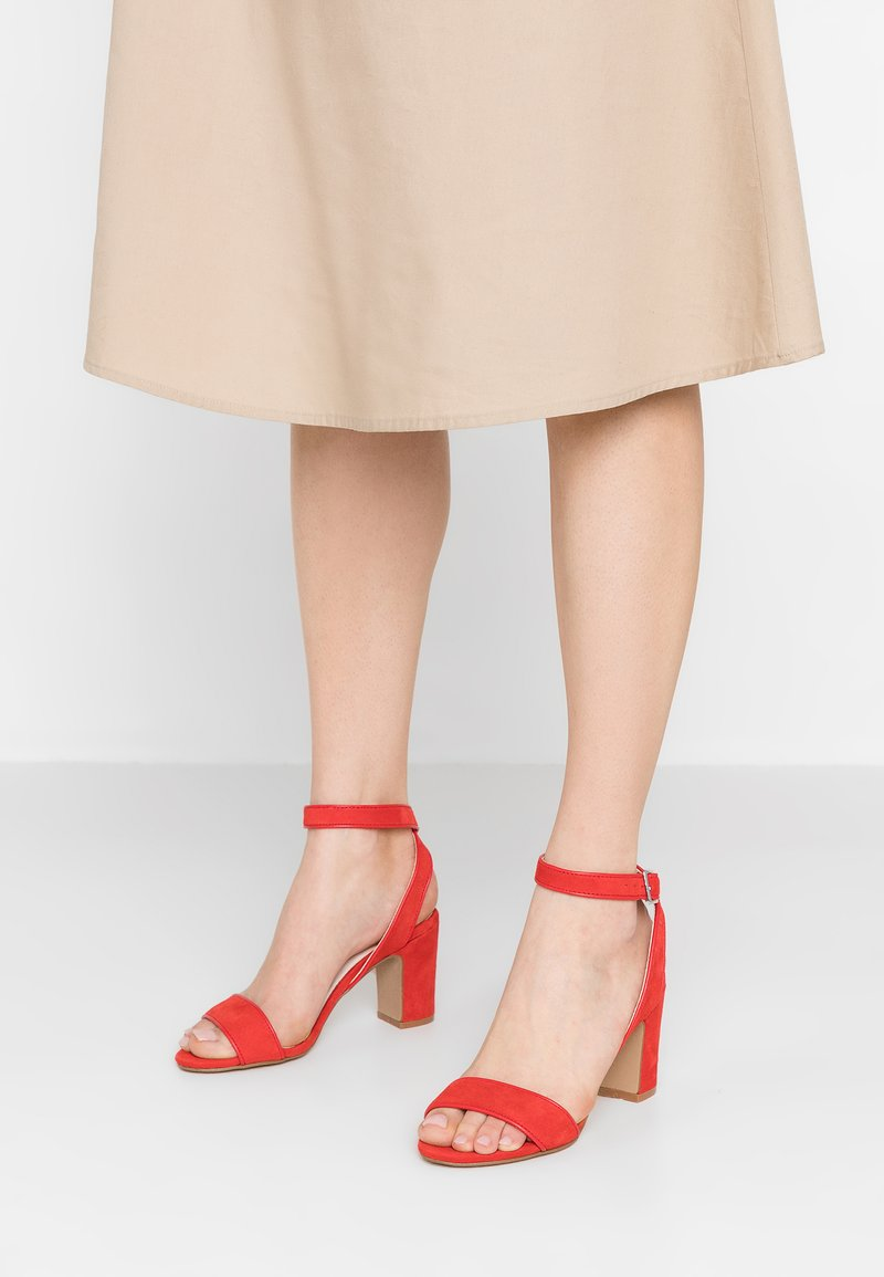mint&berry - Sandals - red