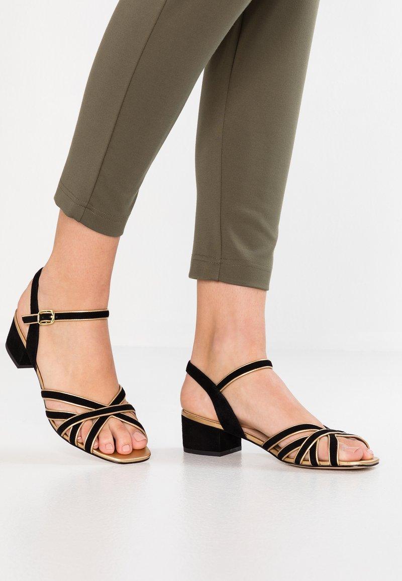 mint&berry - Sandals - gold