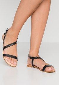 mint&berry - Sandals - black - 0