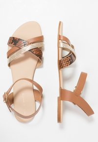 mint&berry - Sandals - brown - 3