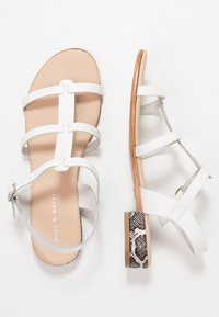 mint&berry - Sandals - white - 3