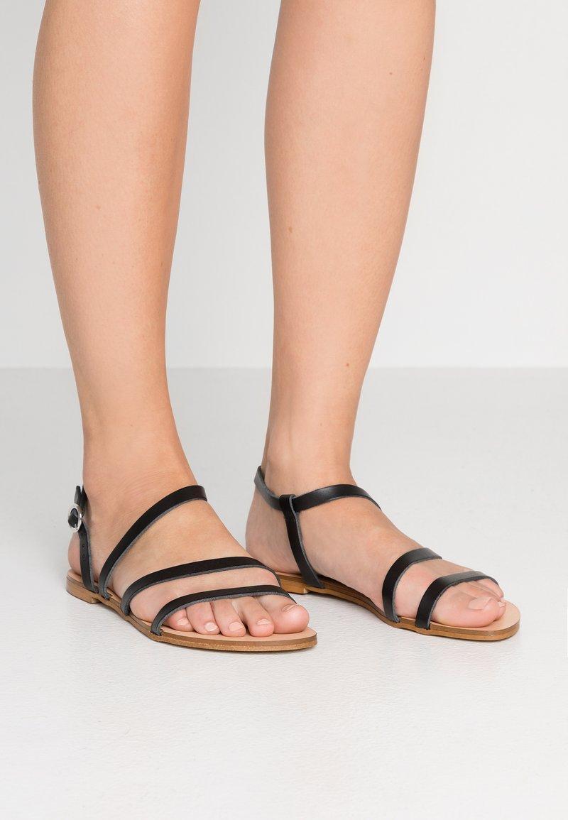 mint&berry - Sandals - black