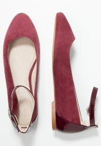mint&berry - Ballet pumps - dark red - 3