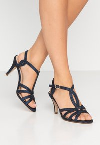 mint&berry - Sandales - dark blue - 0