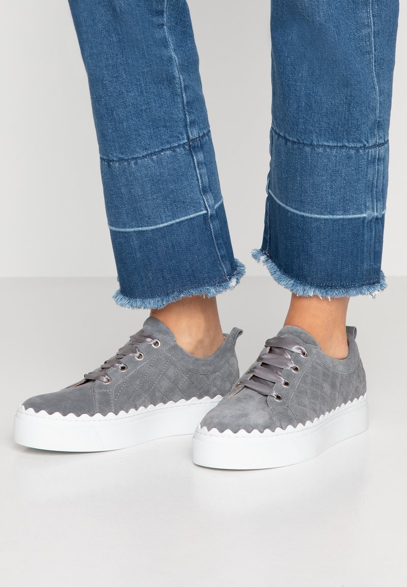 mint&berry - Sneaker low - grey