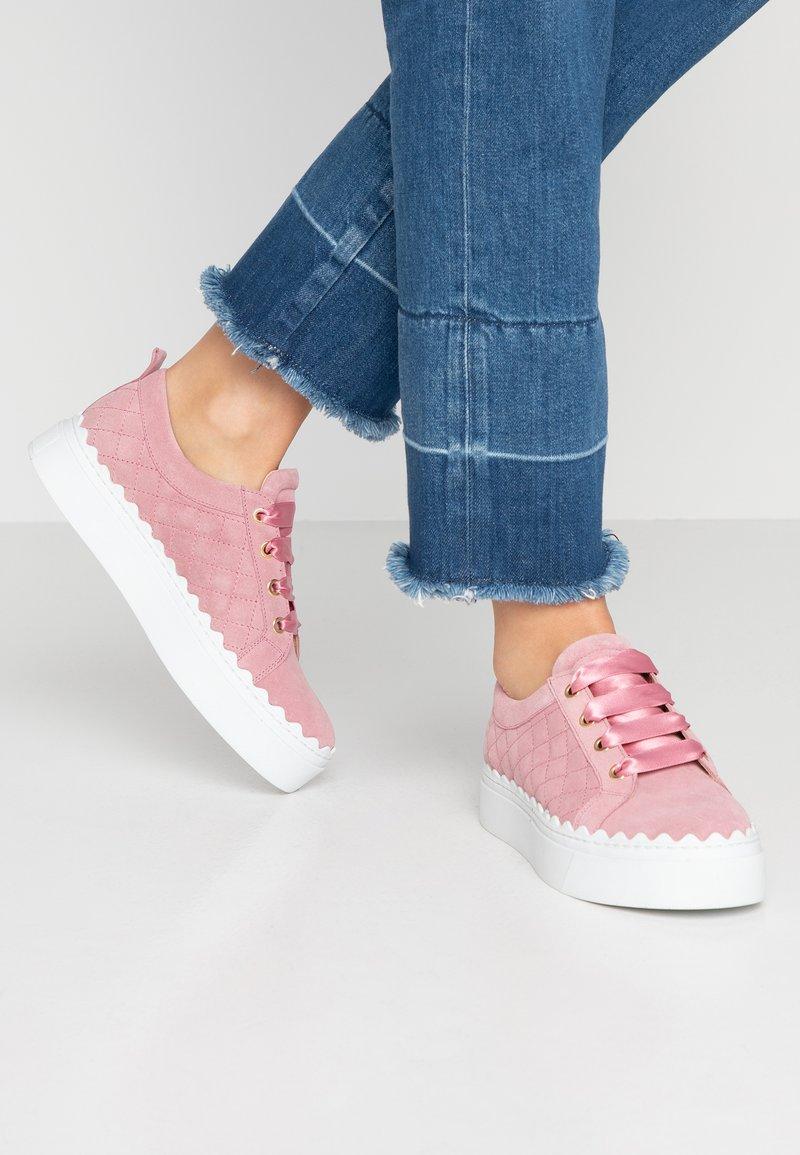 mint&berry - Baskets basses - pink