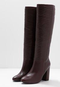 mint&berry - High heeled boots - bordeaux - 4