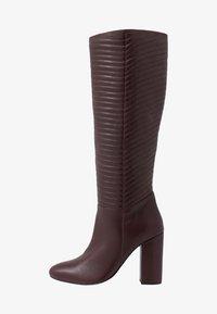 mint&berry - High heeled boots - bordeaux - 1