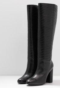 mint&berry - Boots med høye hæler - black - 4