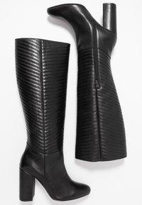 mint&berry - High heeled boots - black - 3