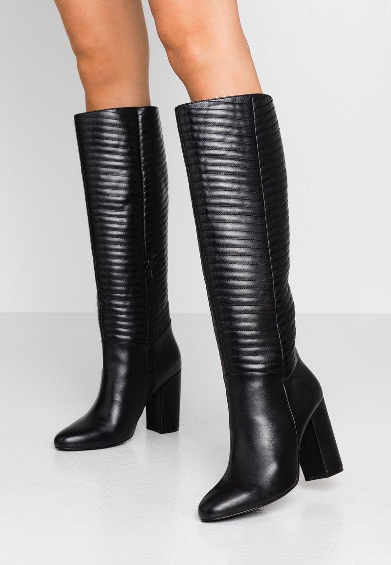 mint&berry - High heeled boots - black