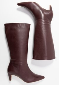 mint&berry - Boots - bordeaux - 3