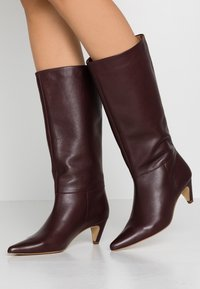 mint&berry - Boots - bordeaux - 0