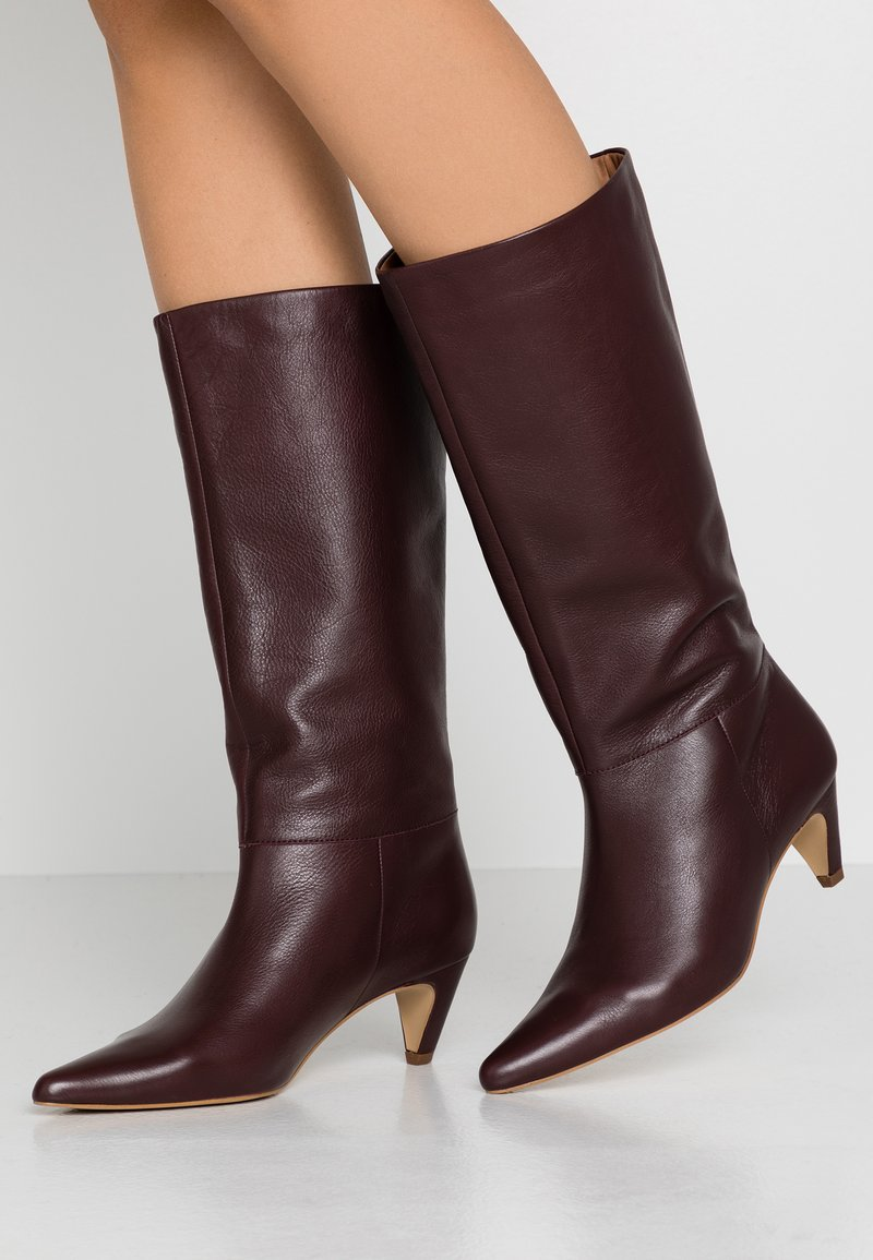 mint&berry - Boots - bordeaux
