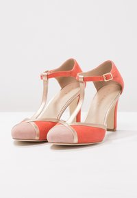 mint&berry - High heels - coral/gold - 3