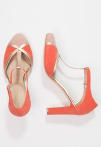 mint&berry - High heels - coral/gold - 2
