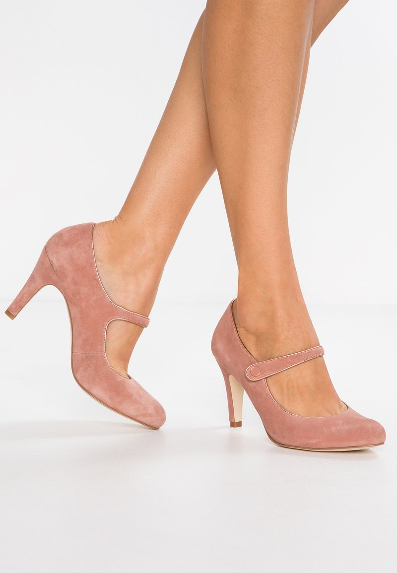 mint&berry - High Heel Pumps - mauve