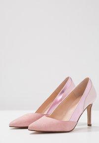 mint&berry - High heels - rose - 4