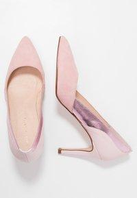 mint&berry - High heels - rose - 3