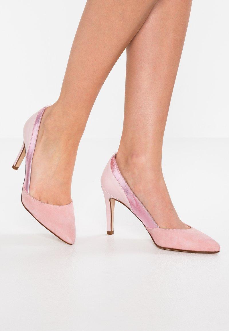 mint&berry - High heels - rose