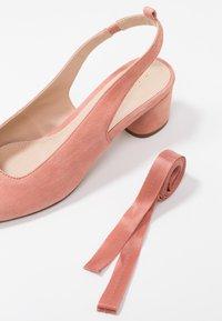 mint&berry - Nauhalliset avokkaat - pink - 7