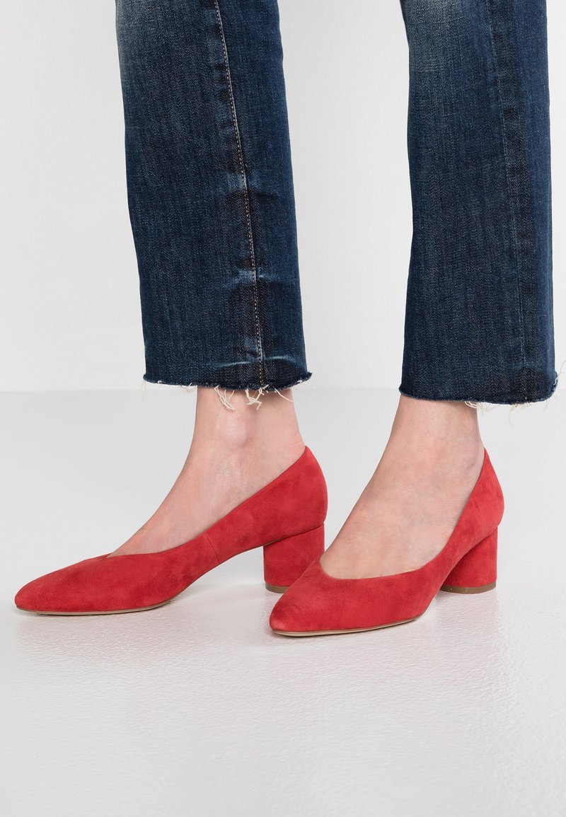 mint&berry - Classic heels - red