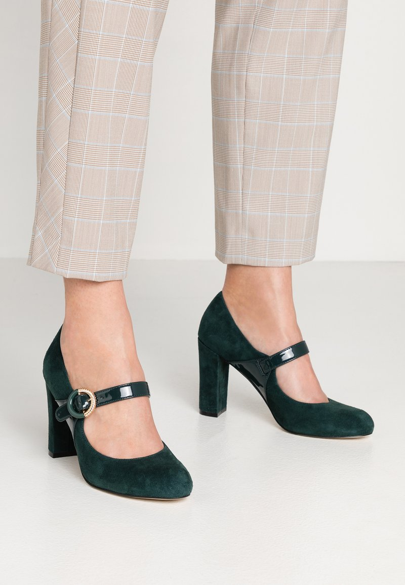 mint&berry - Classic heels - dark green