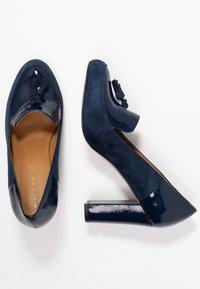 mint&berry - Klasické lodičky - dark blue - 3