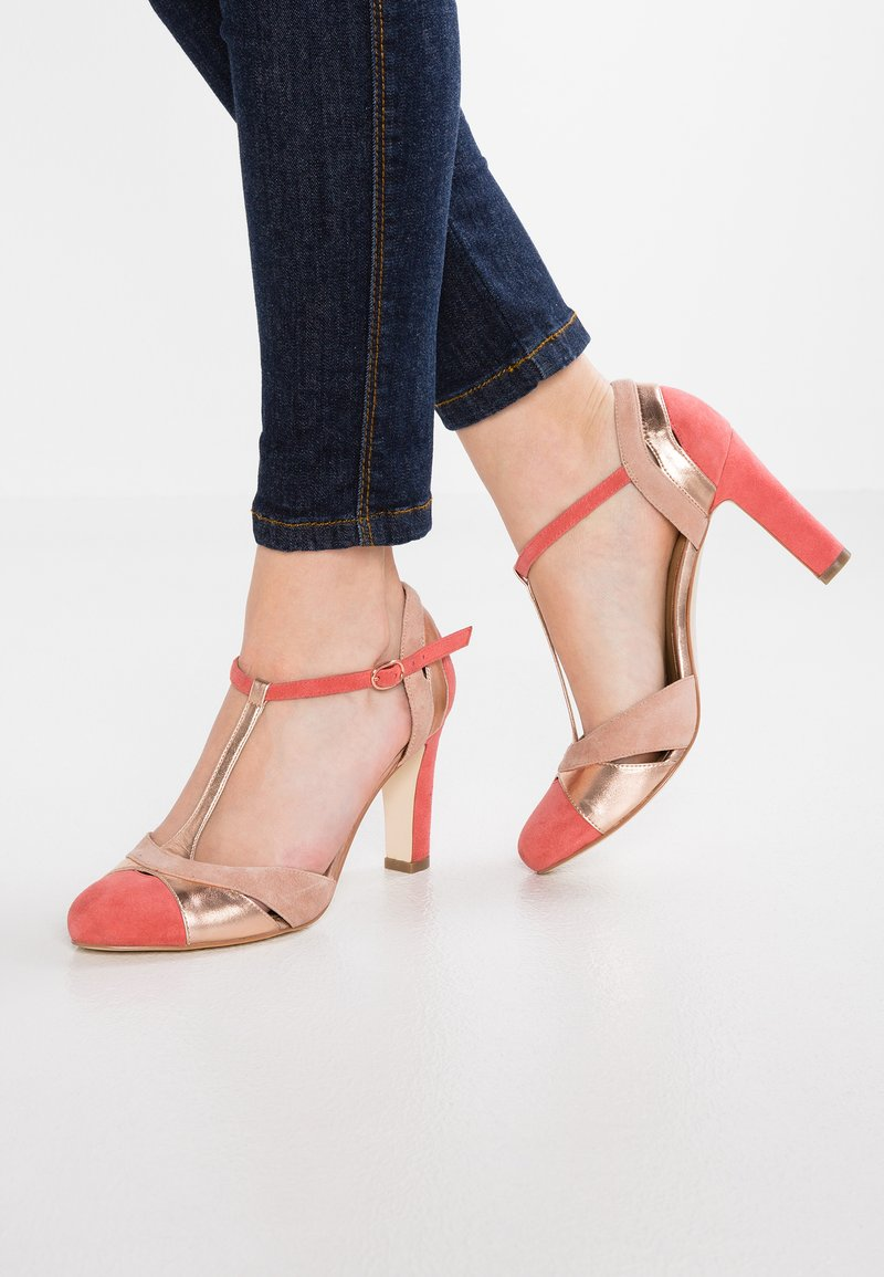 mint&berry - High heels - coral