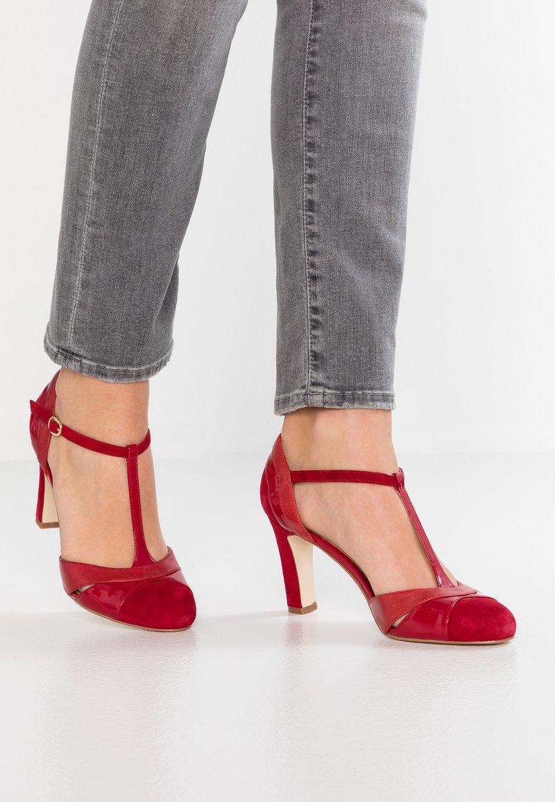 mint&berry - High Heel Pumps - red