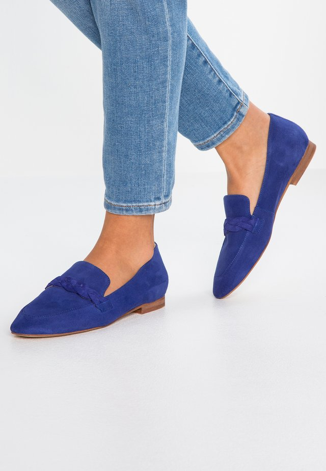 Slipper - blue