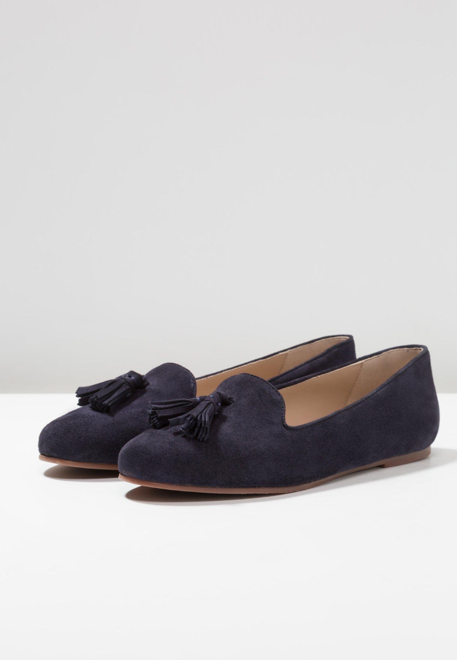 mint&berry Loafers - dark blue