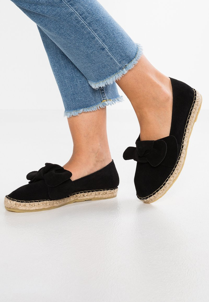 mint&berry - Espadrilles - black