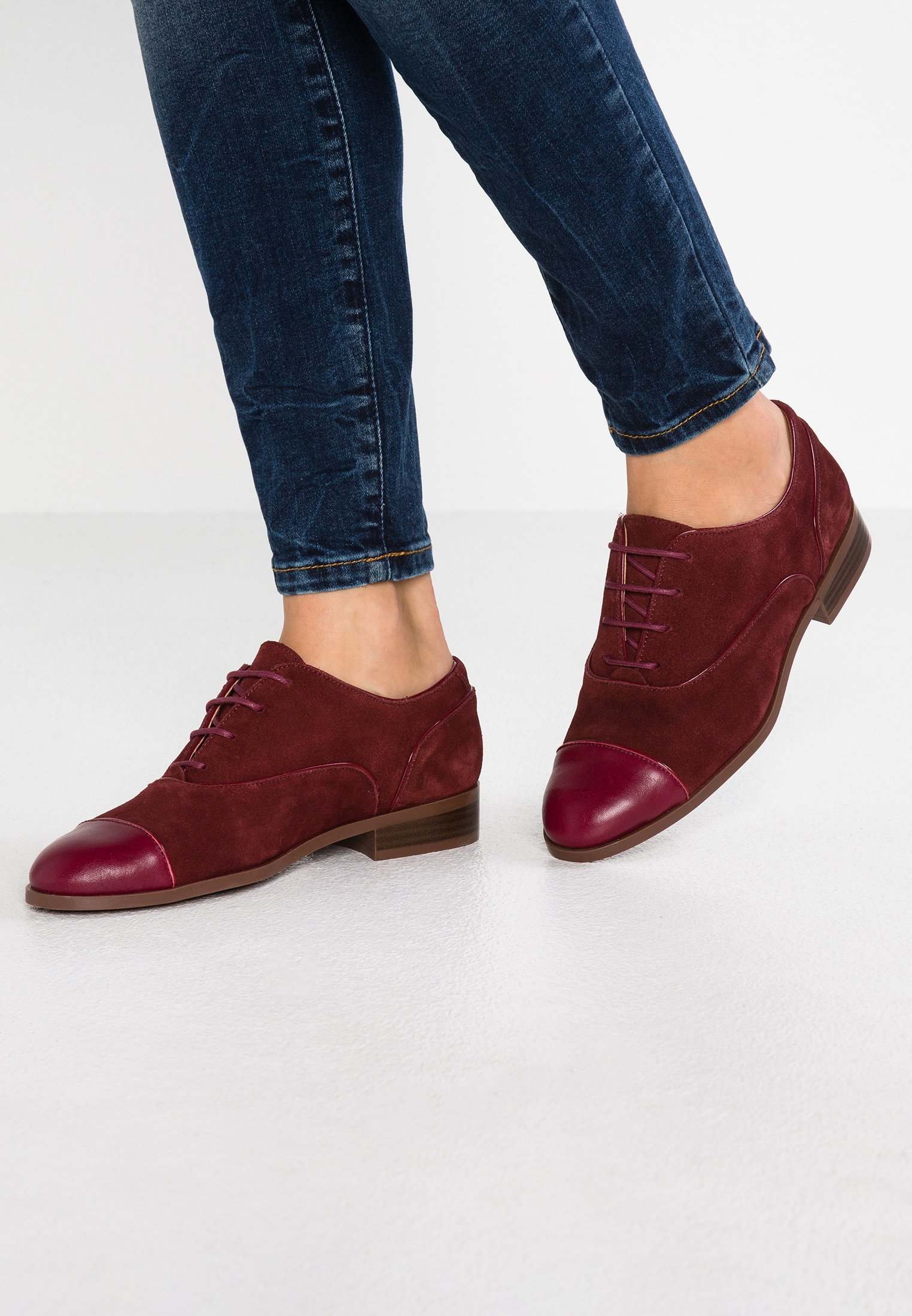 mint&berry Derbies bordeaux