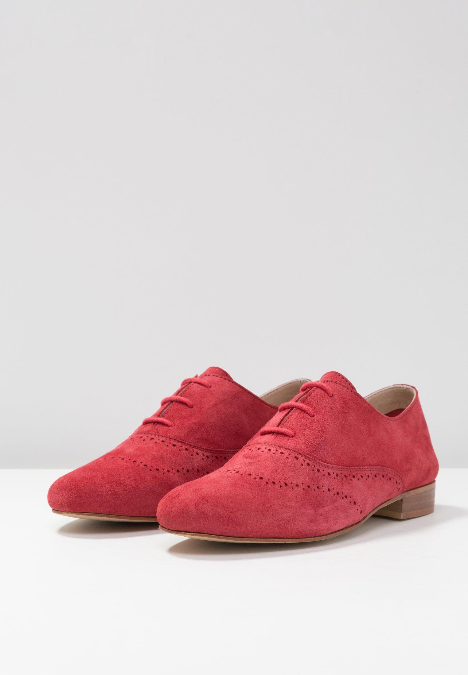 mint&berry Derbies red