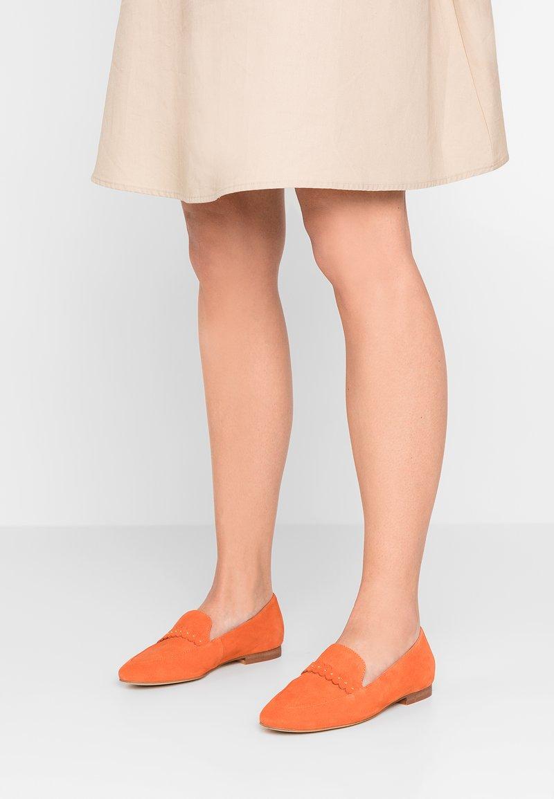 mint&berry - Slip-ons - orange