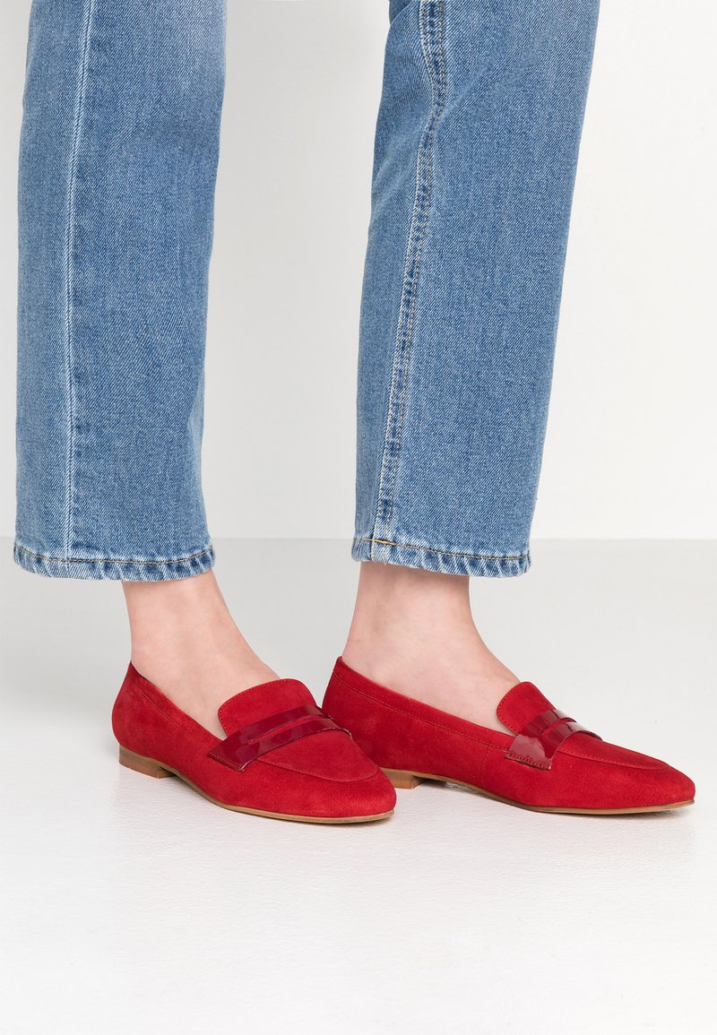 mint&berry - Slip-ons - red