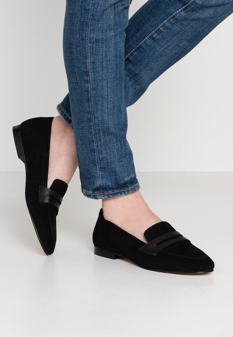 mint&berry - Slipper - black