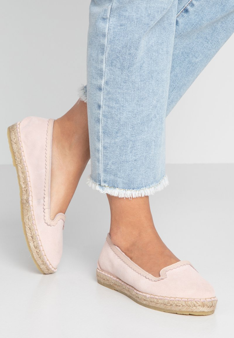 mint&berry - Espadrilles - nude