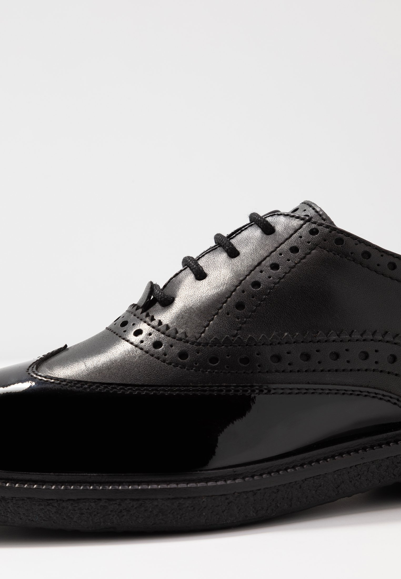 mint&berry Derbies - black black