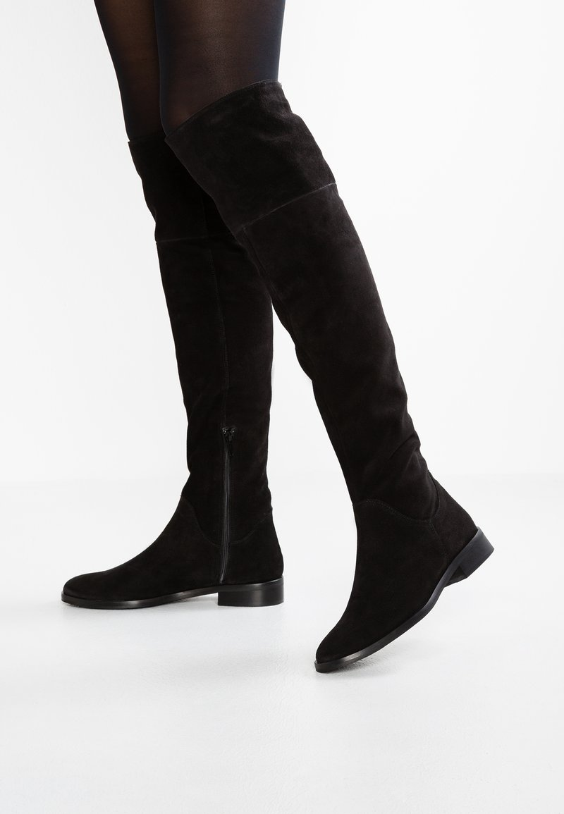 mint&berry - Over-the-knee boots - black