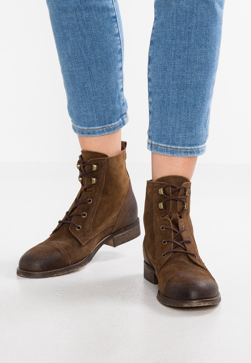 mint&berry - Ankle Boot - brown